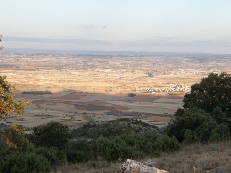 Expedition to Sieera de Altomira